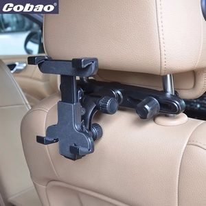 Accessories - car headrest tablet PC stand plastic